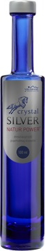 Crystal Silver Natur Power pr. (100ml)