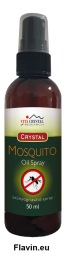 Crystal Mosquito oil spray (50ml)