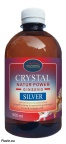Crystal Silver Natur Power Ginseng (500ml)