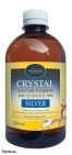 Crystal Silver Natur Power Ginger (500ml)